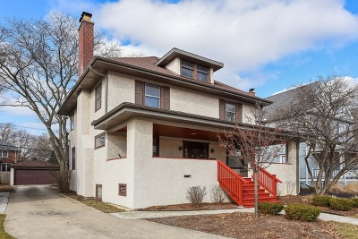 La Grange Single Family Home Re-Activated: 234 South Kensington Avenue