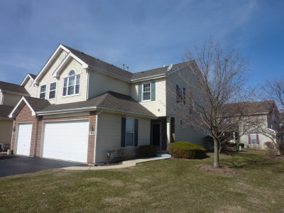 Carpentersville Condo/Townhouse Price Change: 7312 Grandview Court