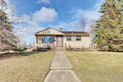 Downers Grove Single Family Home For Sale: 342 55th Street