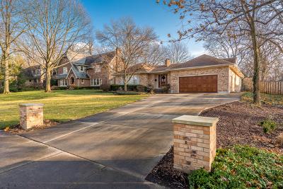 Glen Ellyn Single Family Home For Sale: 833 Crescent Boulevard