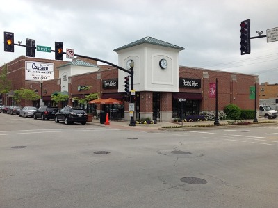 Wheaton Commercial For Sale: 360 West Front Street #360