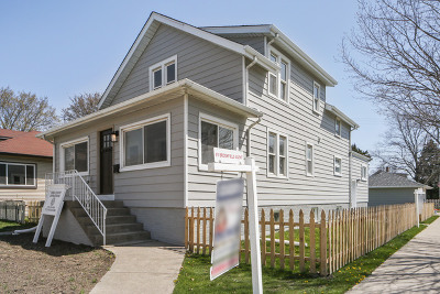 Brookfield Single Family Home Contingent: 3939 Prairie Avenue
