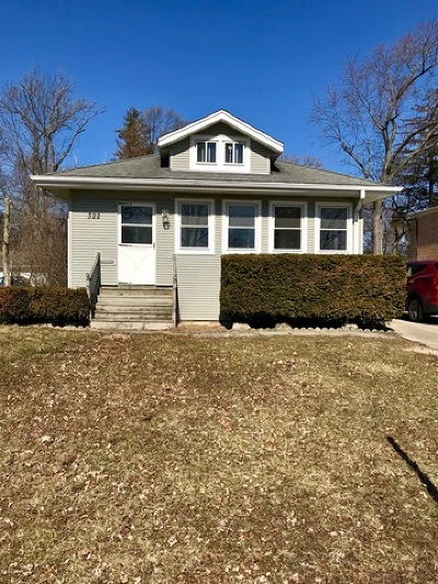 Lombard Single Family Home For Sale: 322 West Loy Street