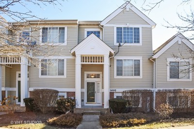 Wheeling Condo/Townhouse Contingent: 1692 Sienna Court