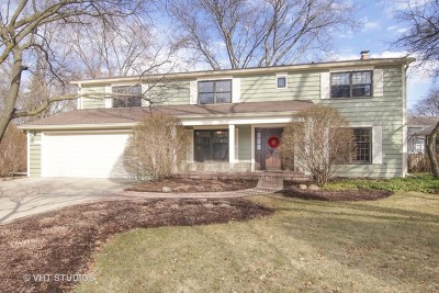 Arlington Heights Single Family Home For Sale: 1131 North Derbyshire Drive