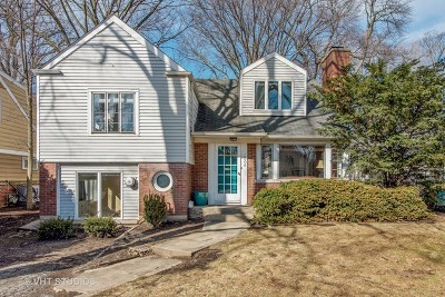 Wilmette Single Family Home For Sale: 2006 Lake Avenue
