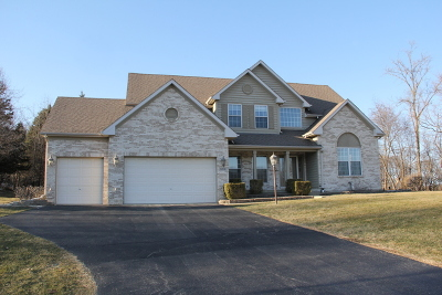 Streamwood Single Family Home For Sale: 690 Castlewood Drive