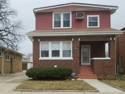 Bellwood Multi Family Home For Sale: 3922 Van Buren Street