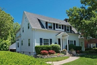 Winnetka Single Family Home For Sale: 67 Warwick Road