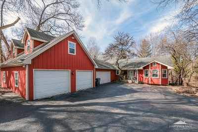 Batavia Single Family Home For Sale: 651 Hart Road