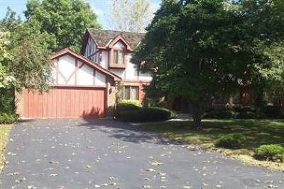 Olympia Fields Single Family Home Contingent: 2815 Paris Road