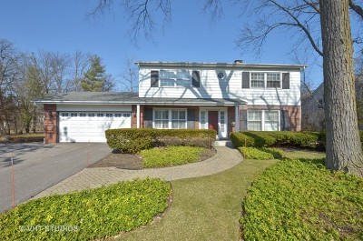 Highland Park Single Family Home For Sale: 1003 Brittany Road