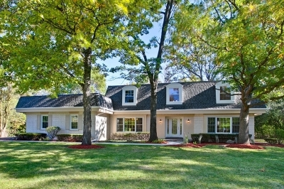 Lincolnshire Single Family Home For Sale: 32 Coldstream Circle
