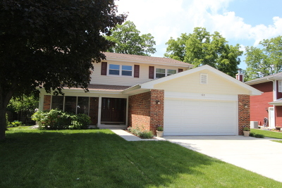 Lake Zurich Single Family Home For Sale: 122 Kincaid Drive