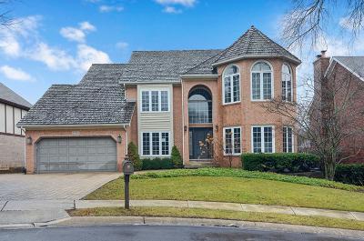 Hinsdale Single Family Home Price Change: 5725 Giddings Avenue