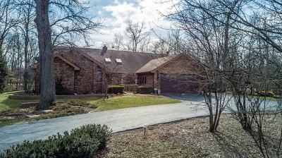Crete Single Family Home For Sale: 24344 South Deer Run Trail
