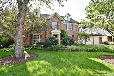 Wheaton Single Family Home For Sale: 344 Oakwood Court