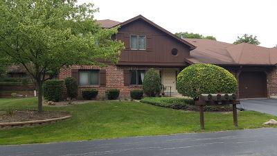 Palos Park Condo/Townhouse For Sale: 11812 South Brookside Drive #202