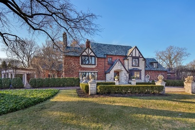 Hinsdale Single Family Home For Sale: 808 McKinley Lane