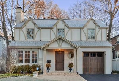Winnetka Single Family Home For Sale: 1509 Scott Avenue