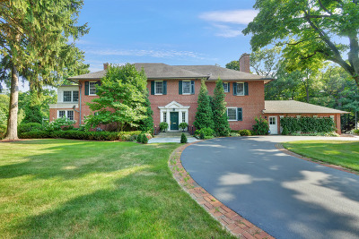 Lake Forest Single Family Home For Sale: 745 Barberry Lane