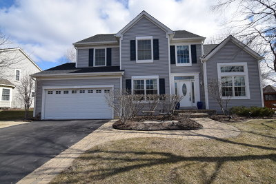 Crystal Lake Single Family Home Contingent: 1801 Louisville Lane