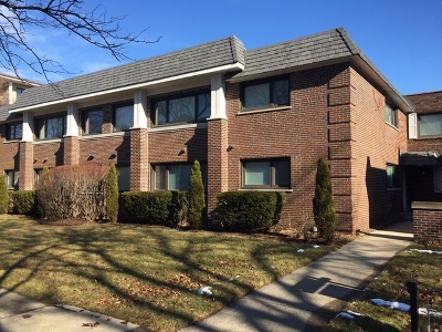 Highland Park Multi Family Home For Sale: 1675 Green Bay Road