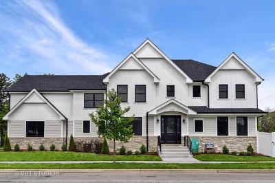 Elmhurst Single Family Home Price Change: 399 West Vallette Street