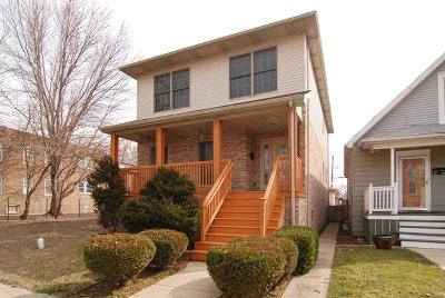 Berwyn Single Family Home New: 3627 Wesley Avenue