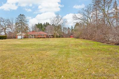Glen Ellyn Single Family Home For Sale: 2s511 Park Boulevard