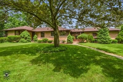 Downers Grove Single Family Home For Sale: 4637 Oakwood Avenue