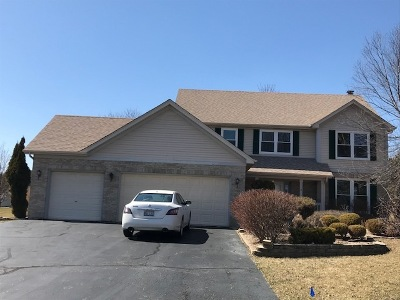 Hoffman Estates Single Family Home For Sale: 1470 Teal Court