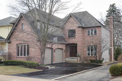 Elmhurst Single Family Home For Sale: 452 South Arlington Avenue