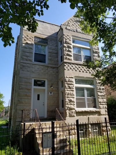 Chicago Multi Family Home For Sale: 3326 West Monroe Street