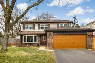 Deerfield Single Family Home Price Change: 906 Oxford Road
