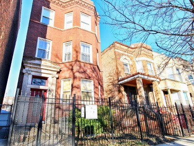 Bronzeville Condo/Townhouse Contingent: 4940 South Saint Lawrence Avenue #2
