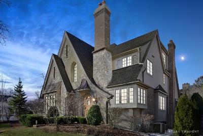 Hinsdale Single Family Home For Sale: 4 North Bruner Street