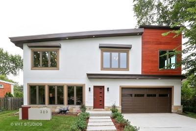 Elmhurst Single Family Home For Sale: 320 East Church Street