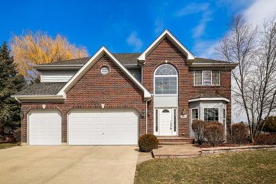 Bartlett Single Family Home New: 422 Pond View Lane