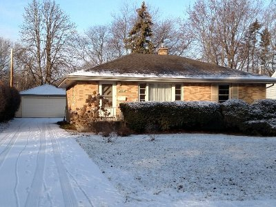 Clarendon Hills Single Family Home For Sale: 250 Middaugh Road