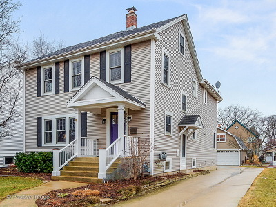 Western Springs Single Family Home For Sale: 3920 Central Avenue