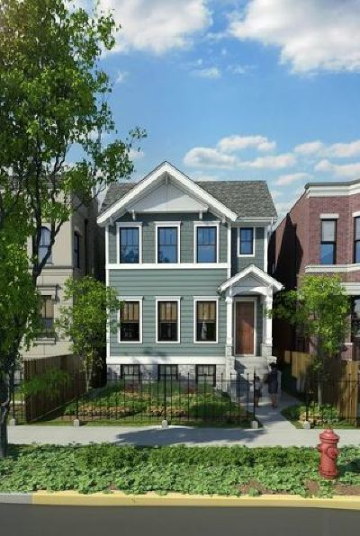 Chicago Single Family Home Contingent: 4100 South Vincennes Avenue