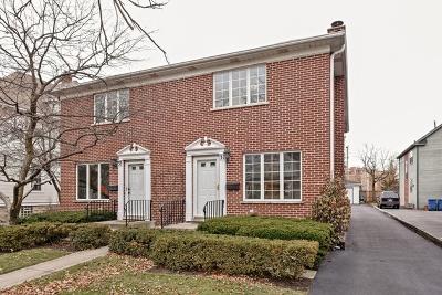 La Grange Condo/Townhouse For Sale: 31 North Madison Avenue