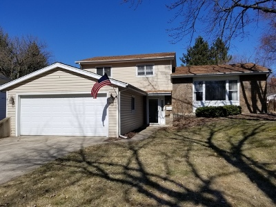Wheaton Single Family Home Price Change: 1303 Downing Court