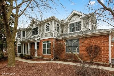 Glen Ellyn Condo/Townhouse For Sale: 2s758 Lakeside Drive