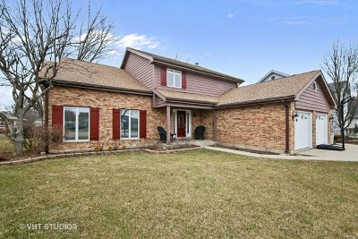 Arlington Heights Single Family Home For Sale: 1210 East Waverly Place