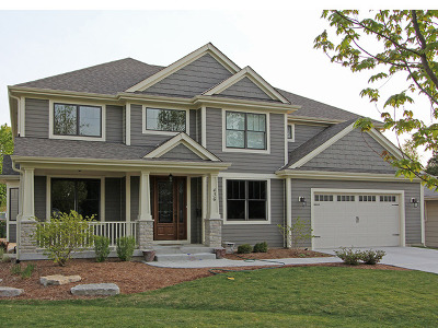 Glen Ellyn Single Family Home For Sale: 940 Highland Avenue