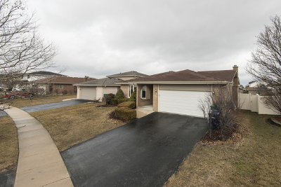 Orland Hills Single Family Home For Sale: 9212 Boardwalk Terrace
