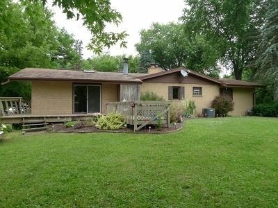 Johnsburg Single Family Home For Sale: 3311 Countryside Drive