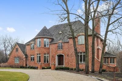 Lincolnshire Single Family Home For Sale: 208 Northampton Lane